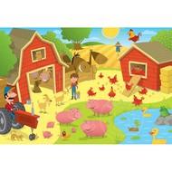 Cobble Hill Puzzles Cobble Hill Higgledy Piggledy Farm Floor Puzzle 36pcs