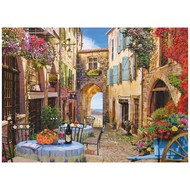Cobble Hill Puzzles Cobble Hill French Village Puzzle 1000pcs