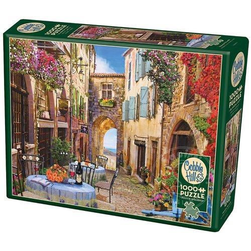 Cobble Hill Puzzles Cobble Hill French Village Puzzle 1000pcs