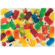 Cobble Hill Puzzles Cobble Hill Popsicles Puzzle 1000pcs