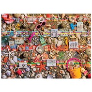 Cobble Hill Puzzles Cobble Hill Beach Scene Puzzle 1000pcs