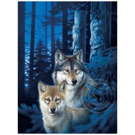 Cobble Hill Puzzles Cobble Hill Wolf Canyon Puzzle 1000pcs