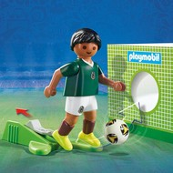 Playmobil Playmobil Soccer Player Mexico RETIRED