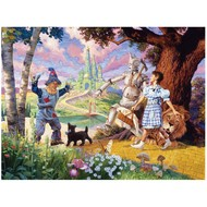 Cobble Hill Puzzles Cobble Hill The Wizard of Oz Family Puzzle 350pcs