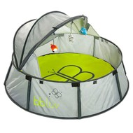 Nido 2 in 1 Travel Bed & Play Tent