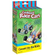Creativity for Kids Creativity for Kids Cardboard Race Cars