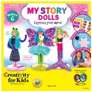 Creativity for Kids Creativity for Kids My Story Dolls