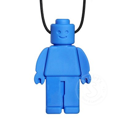 ARK Theraputic ARK Chew Dude™ Chewable Figurine Necklace