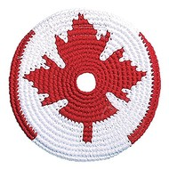 "Pocket Disc 7.25"" Maple Leaf"