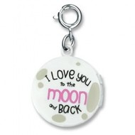 Charm It Charm It! Moon Locket Charm