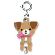 Charm It Charm It! Swivel Puppy Charm