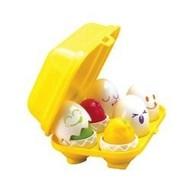 Tomy Tomy Sort & Squeak Eggs