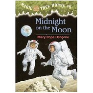 Random House Magic Tree House #8: Midnight on the Moon