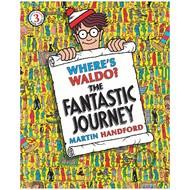 Candlewick Press Where's Waldo? The Fantastic Journey