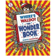 Candlewick Press Where's Waldo? The I Wonder Book
