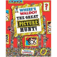 Candlewick Press Where's Waldo? The Great Picture Hunt