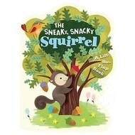 Sneaky, Snacky Squirrel