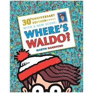 Candlewick Press Where's Waldo? 30th Anniversary Edition