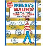 Candlewick Press Where's Waldo? the Totally Essential Travel Collection