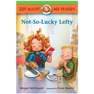 Penguin Judy Moody and Friends Not-so-Lucky Lefty