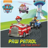 Random House Paw Patrol on the Roll!