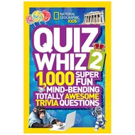 National Geographic National Geographic Kids Quiz Whiz 2
