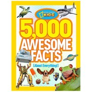 National Geographic National Geographic Kids 5,000 Awesome Facts (About Everything!)