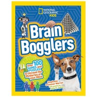 Random House National Geographic Kids Brain Bogglers
