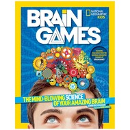 Random House National Geographic Kids Brain Games