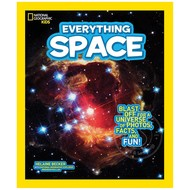 National Geographic National Geographic Kids Everything Space
