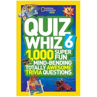 Penguin National Geographic Kids Quiz Whiz 6