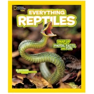 Random House National Geographic Kids Everything Reptiles