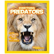 National Geographic National Geographic Kids Everything Predators