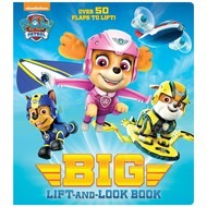Random House Paw Patrol Big Lift and Look Book