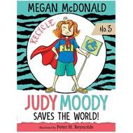 Penguin Judy Moody #3 Judy Moody Saves the World!