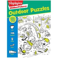 Penguin Highlights Hidden Pictures Outdoor Puzzles