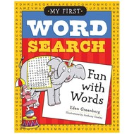 Penguin First Word Search Fun with Words
