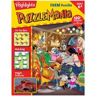 Highlights PuzzleMania Farm Puzzles