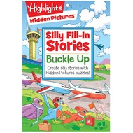 Penguin Highlights Hidden Pictures Silly Fill-In Stories Buckle Up