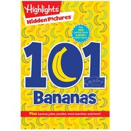 Penguin Highlights Hidden Pictures 101 Bananas