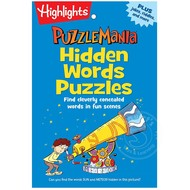 Highlights PuzzleMania Hidden Words Puzzles