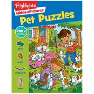 Penguin Highlights Hidden Pictures Pet Puzzles