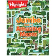 Penguin Highlights Jumbo Book of Amazing Mazes