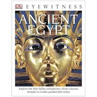 DK Books DK Eyewitness Ancient Egypt