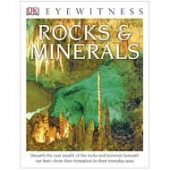 DK Books DK Eyewitness Rocks & Minerals