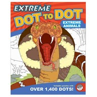 MindWare MindWare Extreme Dot to Dot Extreme Animals