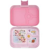 Yumbox YumBox Panino 4 Compartment - Hollywood Pink w/ California Tray