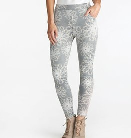MAISEY POCKET LEGGING GREY PRINT
