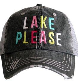 TLC LAKE PLEASE TRUCKER HAT