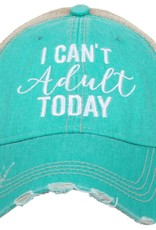TLC CANT ADULT TRUCKER HAT